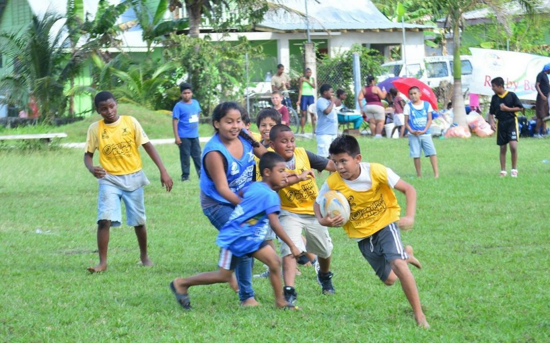 Rugby Takes Root in Belize and Aruba