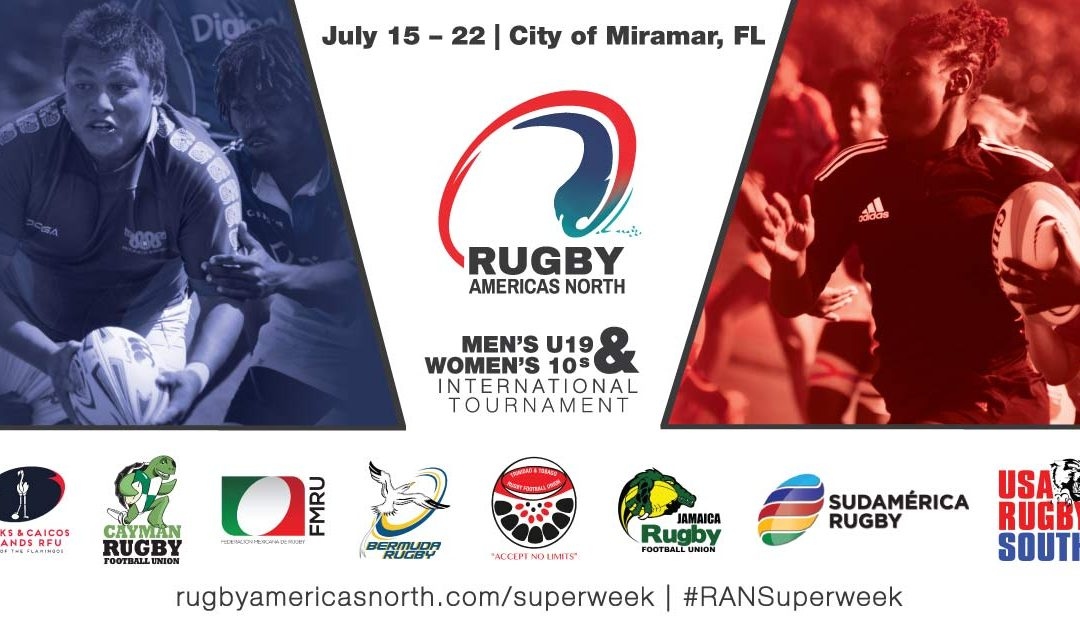 2017 RAN Men's U19s and Women's 10s returns to City of Miramar