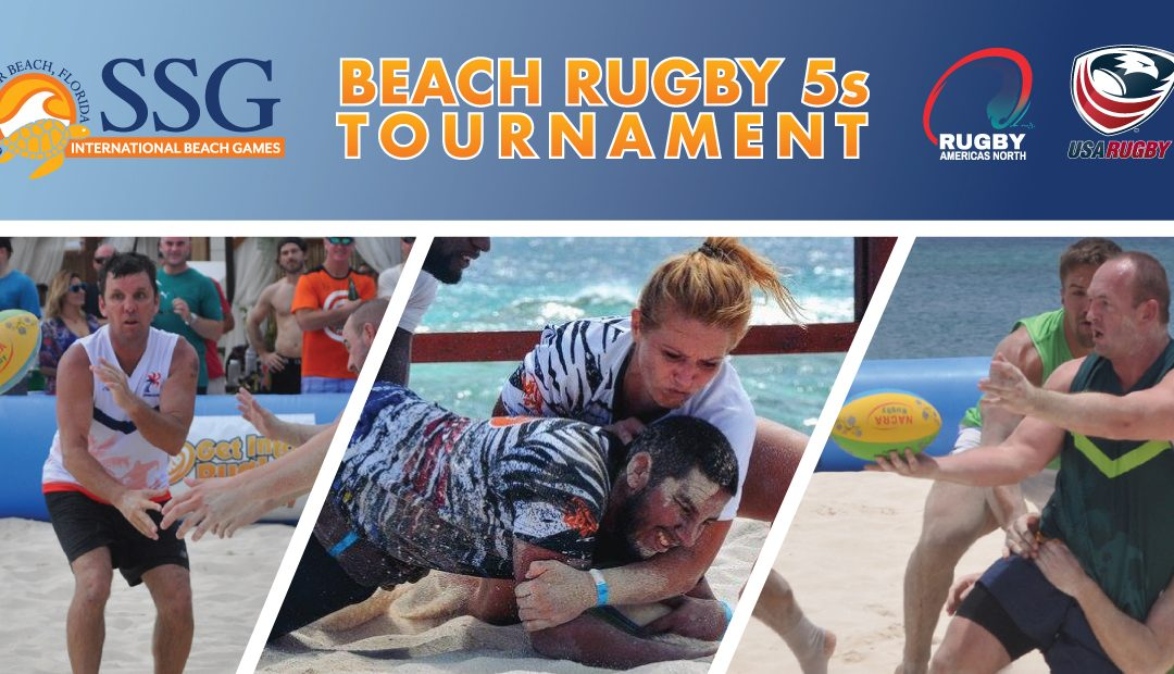 RAN Beach Rugby Initiative Launches at 2017 Sunshine State Games