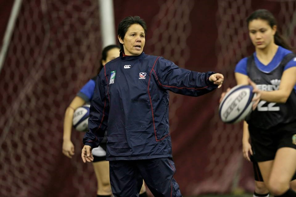 Former USA Eagle Kathy Flores on the State of the Women's Game