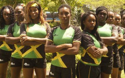 Guyana and Jamaica Men See Opportunity, Jamaica Women Debut at the 2017 Hong Kong Sevens