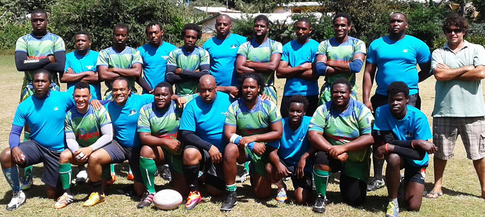SVG Rugby Senior 15s Team defeated by St. Lucia