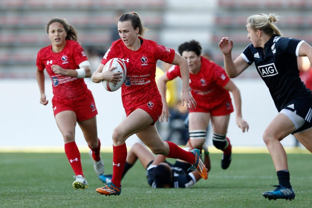 Canada Drop Cup Final to New Zealand