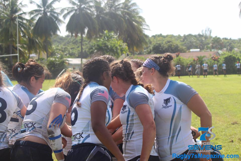 Highlight: Women's Sevens Programs at Northeast Academy