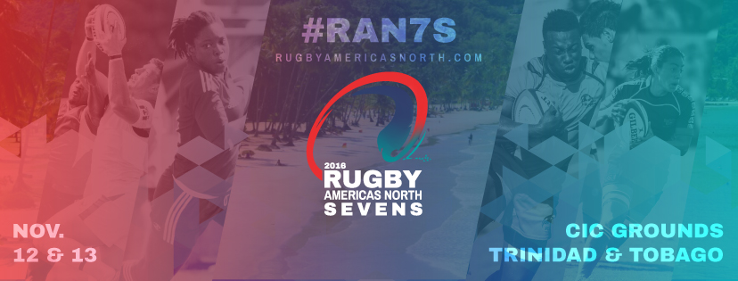 Schedule Announced for Rugby Americas North Sevens