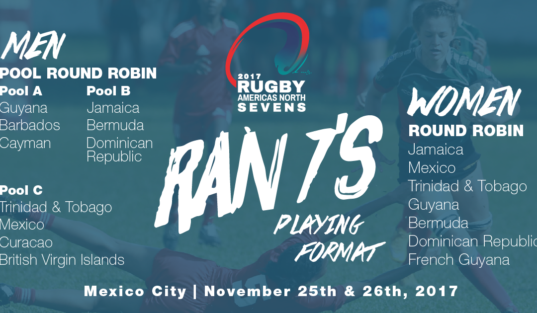 2017 RAN Sevens Pools Announced