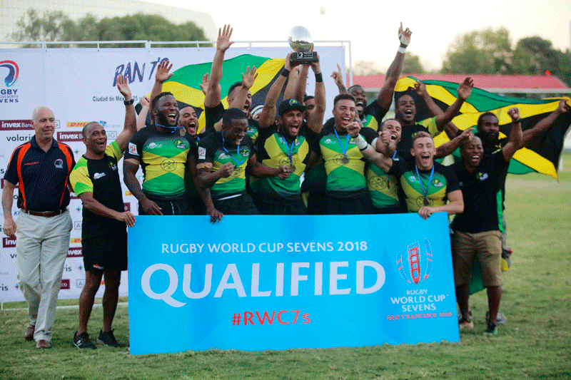Jamaica Men, Mexico Women Clinch 2017 RAN Sevens Championships