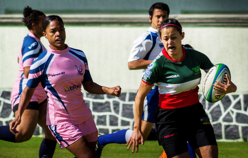 Mexico City to Host 2017 Rugby Americas North Sevens Tournament