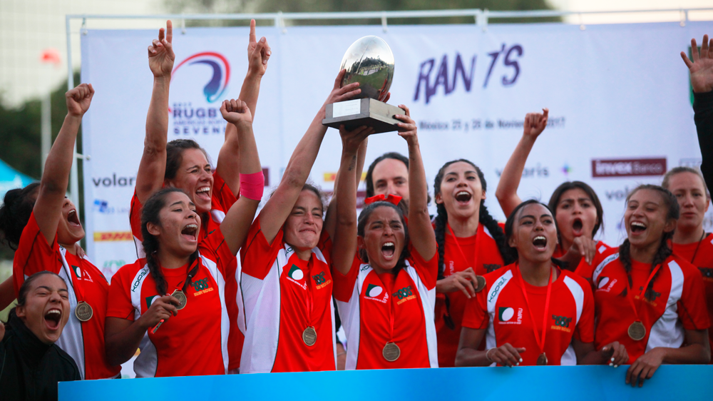 Women's Rugby Brings Historic Change to México
