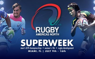 Rugby Americas North Announce Superweek Details