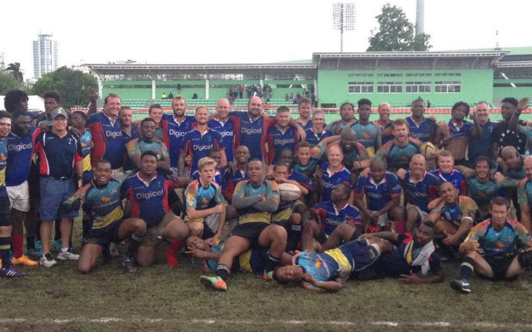 Turks & Caicos Islands Rugby Makes History, Wins First Ever Officially Recognised International Rugby Fixture