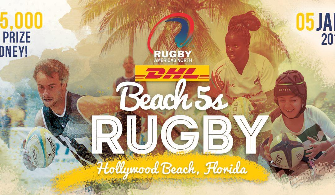 2019 DHL RAN Beach 5s – Women