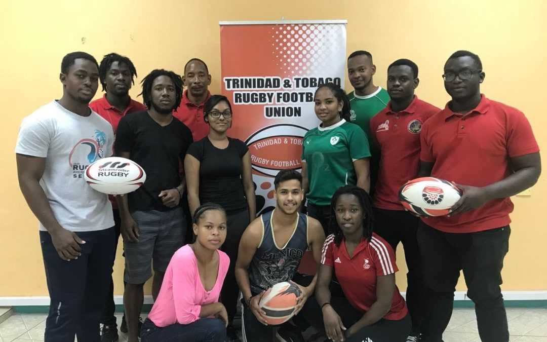 Trinidad & Tobago Rugby Union Takes Round Approach to Growing Youth Numbers