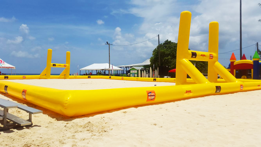 Beach Rugby to kick off RAN's 2019 Calendar