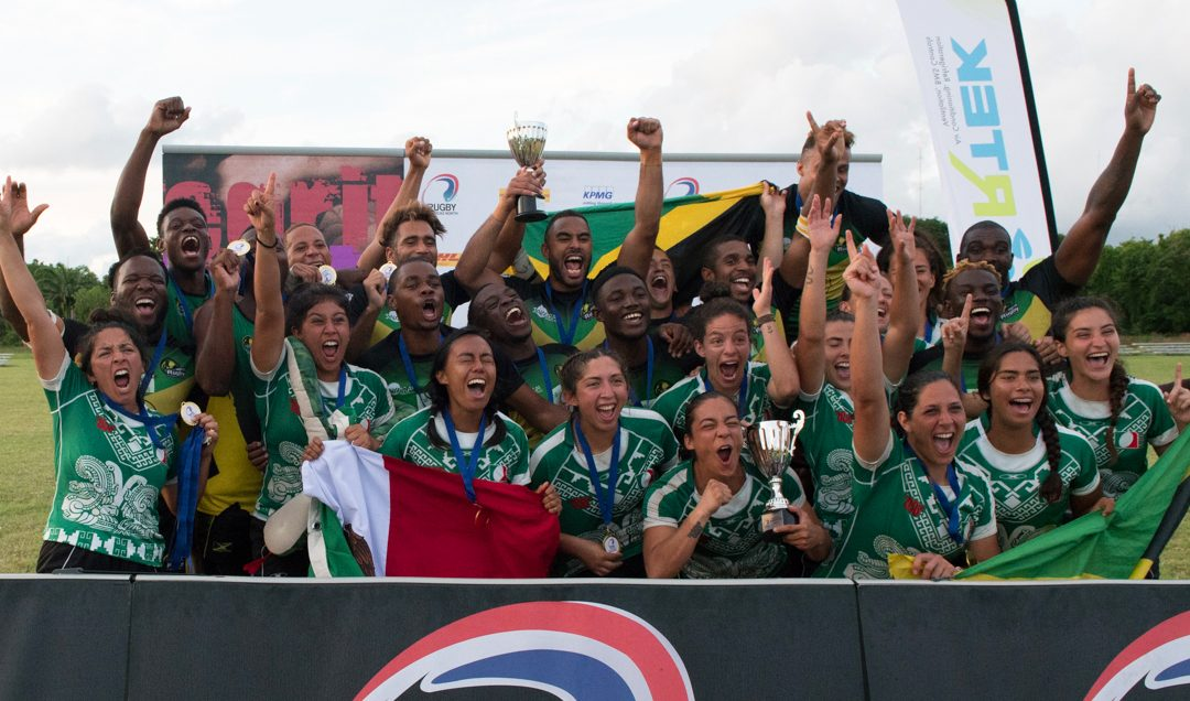 Jamaica Men and Mexico Women are repeat RAN Sevens Champions