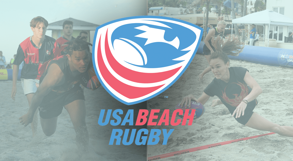 USA Beach Rugby to debut six tournaments in 2019