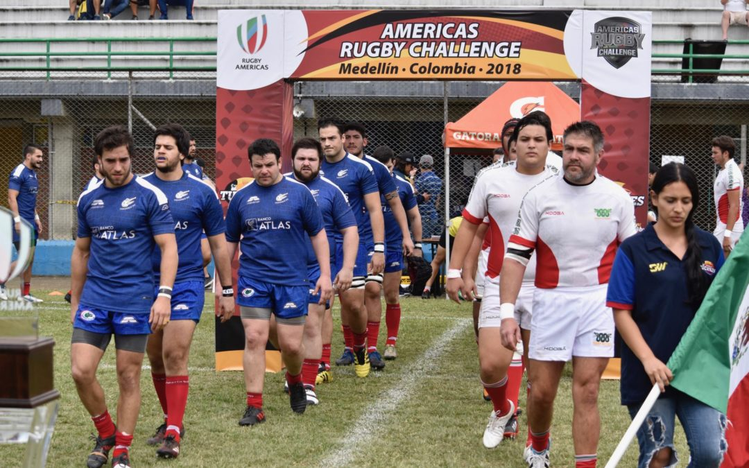 Second annual Americas Rugby Challenge kicks off Sunday in Medellín