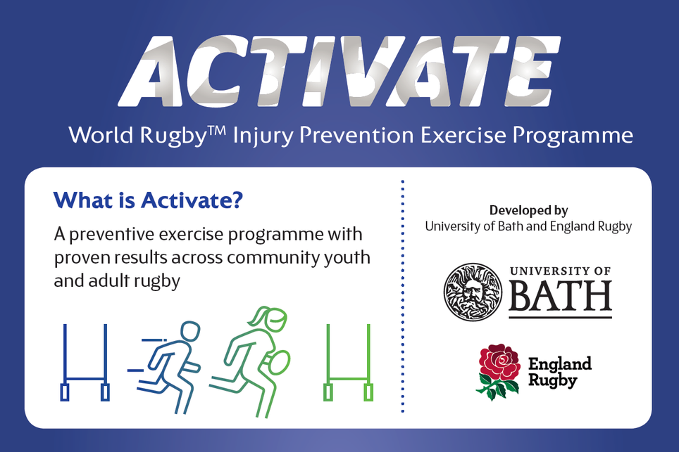 World Rugby launches ground-breaking preventive exercise programme designed to reduce injuries
