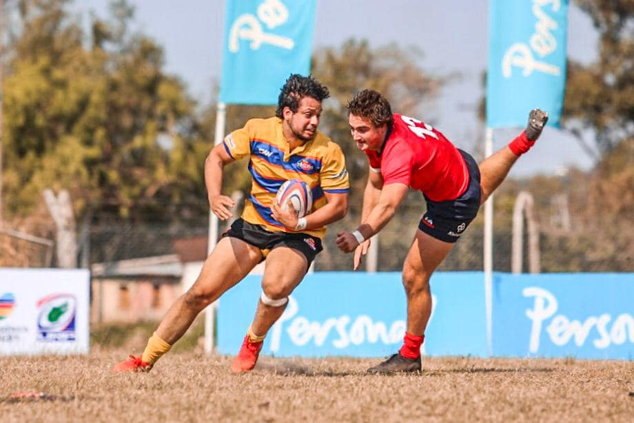 Chile defeat Colombia to open the Americas Rugby Challenge U20