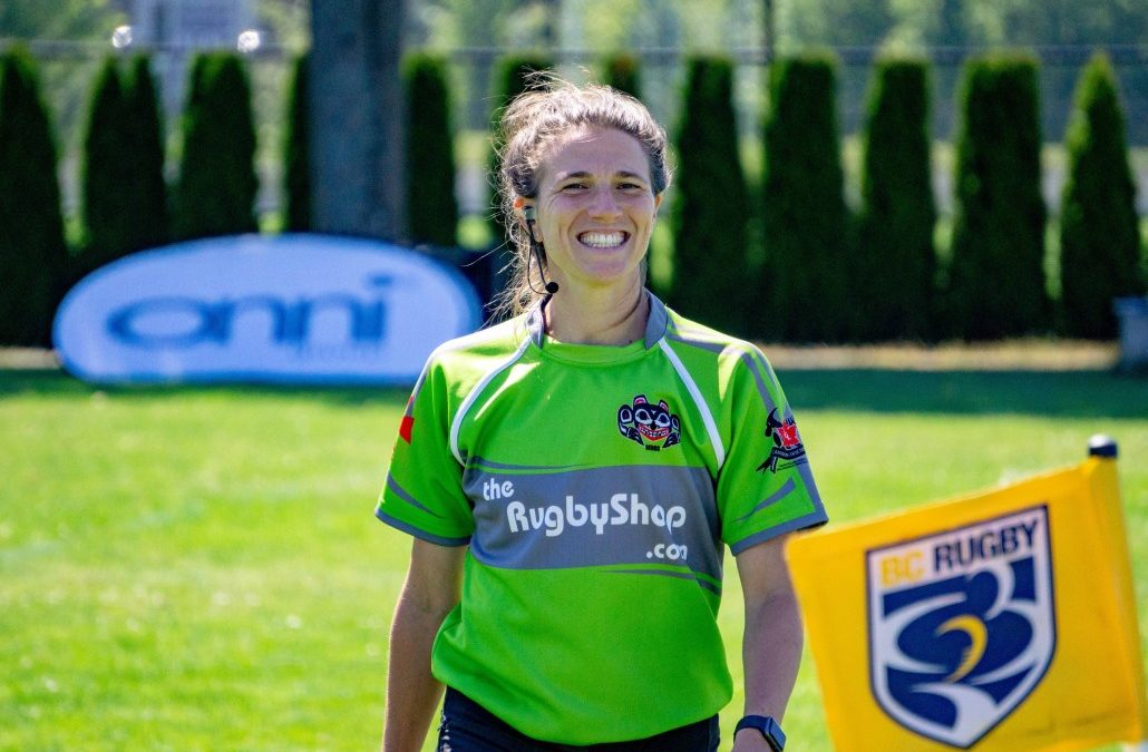 Video: Julianne Zussman to make HSBC World Rugby Sevens Series debut