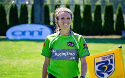 Video: Julianne Zussman to make HSBC World Rugby Sevens Series debut
