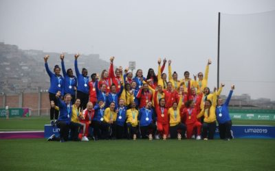 Argentina and Canada win Pan American gold in Lima