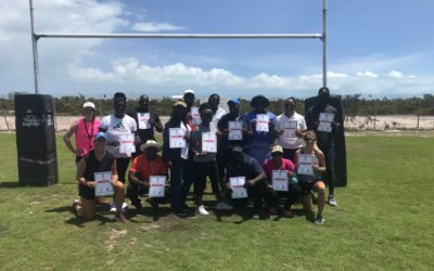 The Turks and Caicos Islands Rugby Union seeing tremendous growth