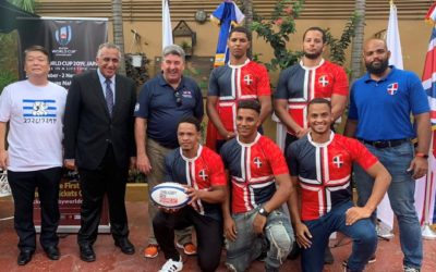 Exciting Partnerships further rugby's growth in Dominican Republic