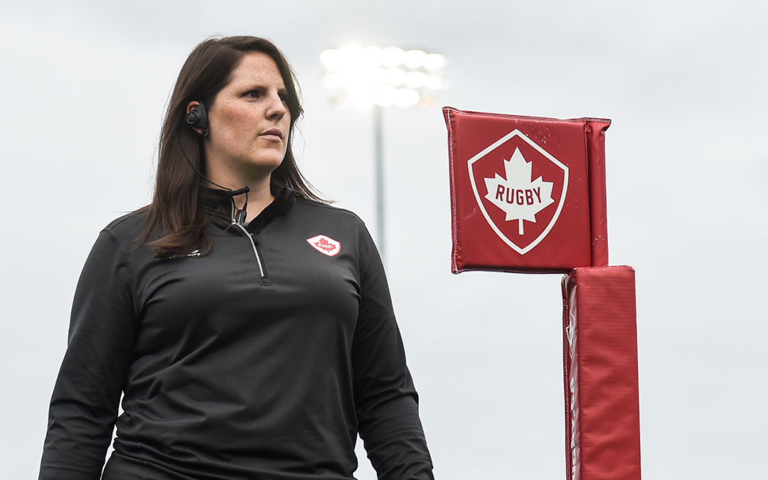 Canada's Alana Gattinger to make history as first female manager at Rugby World Cup