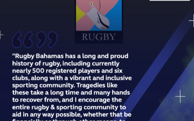 RAN encouraging Rugby Community to support Bahamas
