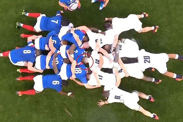 World Rugby confirms scrum law amendment