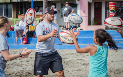 Former Canadian International Clay Panga believes Howlers' Tour embodies true spirit of rugby