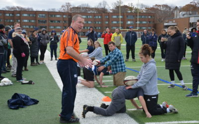 Coaching Conference hugely valuable for East Coast Rugby Community