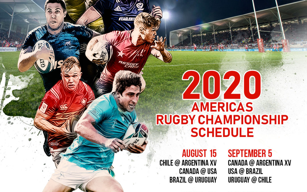 RUGBY AMERICAS ANNOUNCES CHANGES TO MEN'S XV COMPETITION STRUCTURE TO MAXIMISE GROWTH THROUGHOUT REGION