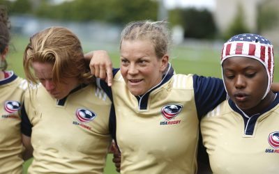 Former USA Eagle Sylvia Braaten discusses importance of Strength & Conditioning in today's game
