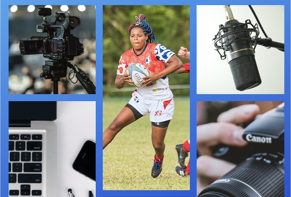 Rugby Americas North is looking for Content Creators & Storytellers