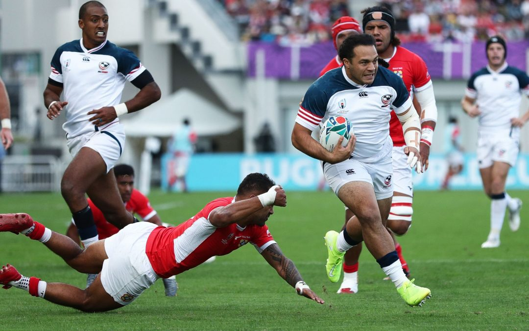 USA Rugby's Mike Teo