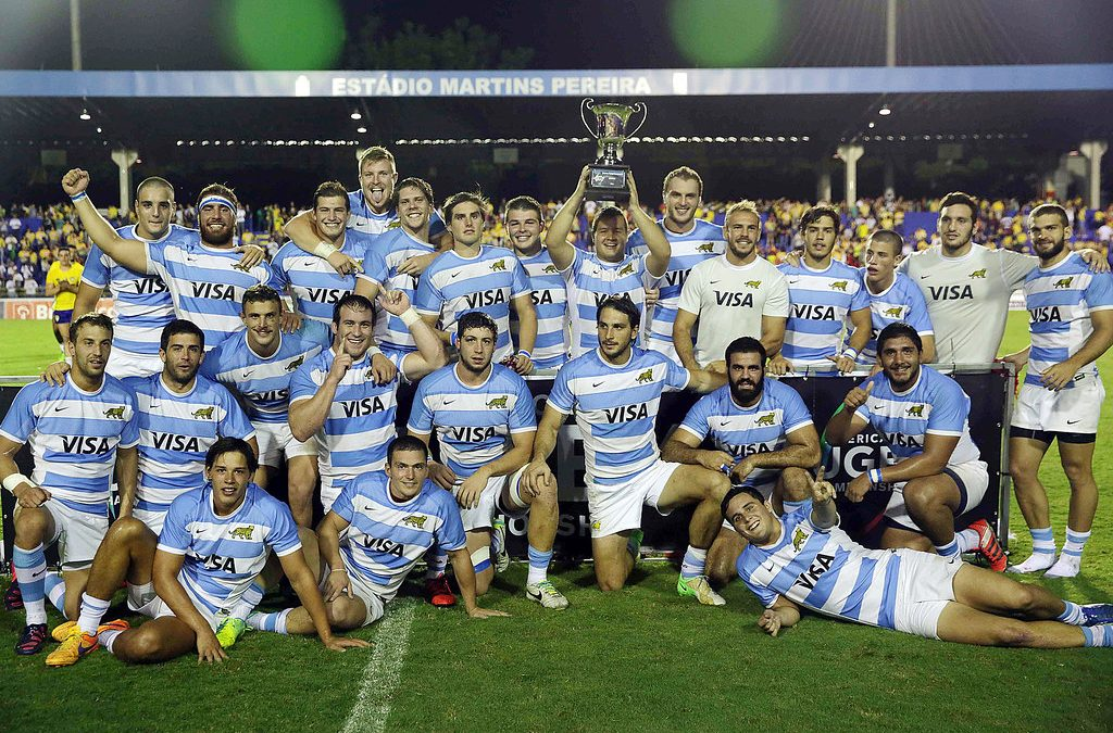 Competition as a Catalyst for growth – A look back at the 2016 Americas Rugby Championship