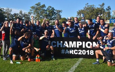 Eagles renew continental domination – A look back at the 2018 Americas Rugby Championship