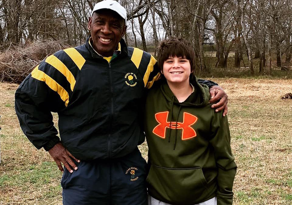 MEET 12-YEAR-OLD ELLIOT ROUSE: AMERICA'S YOUNGEST RUGBY REFEREE