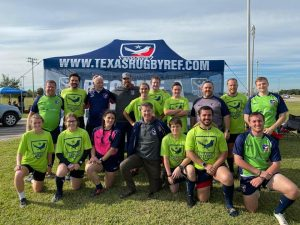 Texas Referee Training - Fall 2019