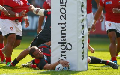 World Rugby announces law amendment relating to scoring against the post protector