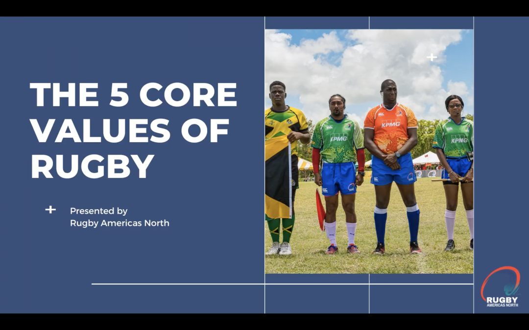 The 5 Core Values of Rugby: Video