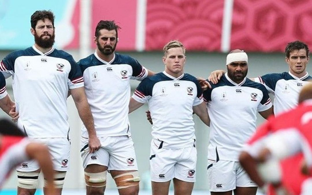 Will Hooley on USA's historic 2018 win over Scotland