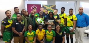 Jamaica's National Sevens Teams