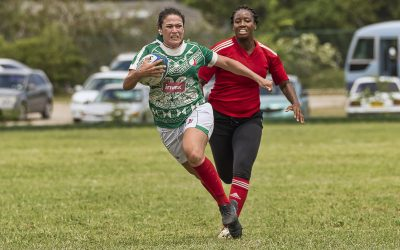 Inaugural Women's Online Forum helping rugby reach more of the Americas
