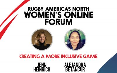 The Road to 15s: Creating a More Inclusive Game – Women's Online Forum #3
