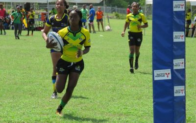 Shanae Gordon hopes to use JOA scholarship to benefit rugby in Jamaica