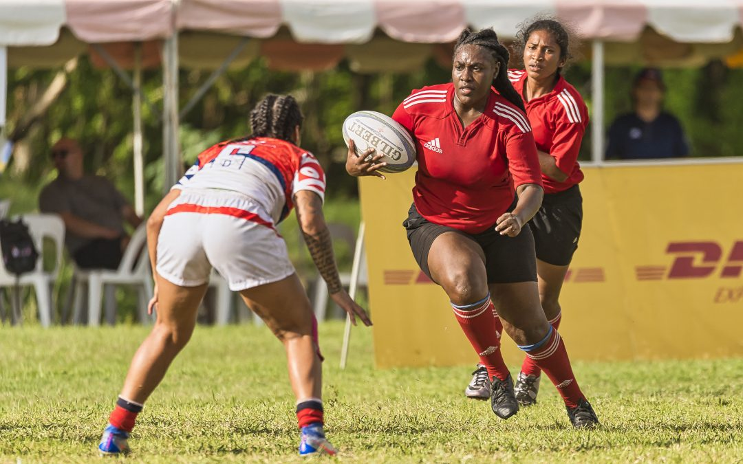 """Rugby Americas North """"keeping focus on women"""" with 'Unstoppables' month"""