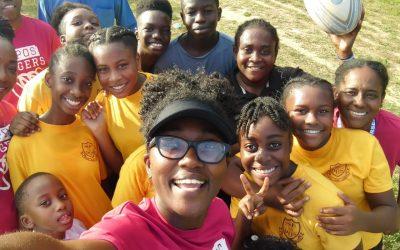 RAN UNSTOPPABLES – Schezelle Fleming to participate in International Coaching Enrichment Certificate Program